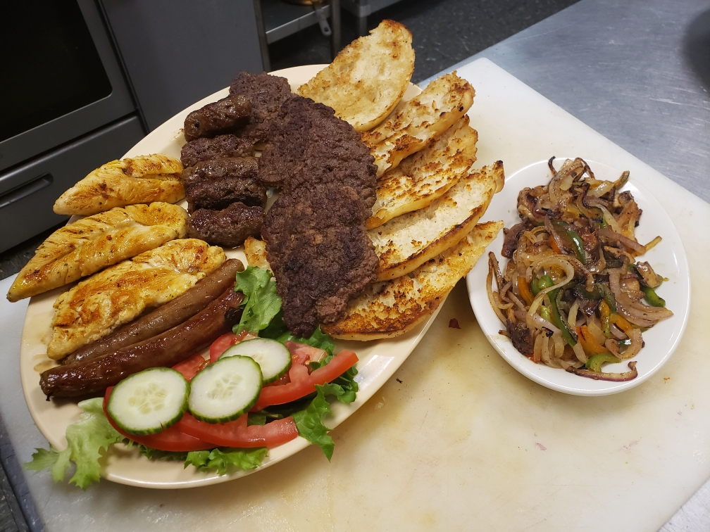 Grilled Plate