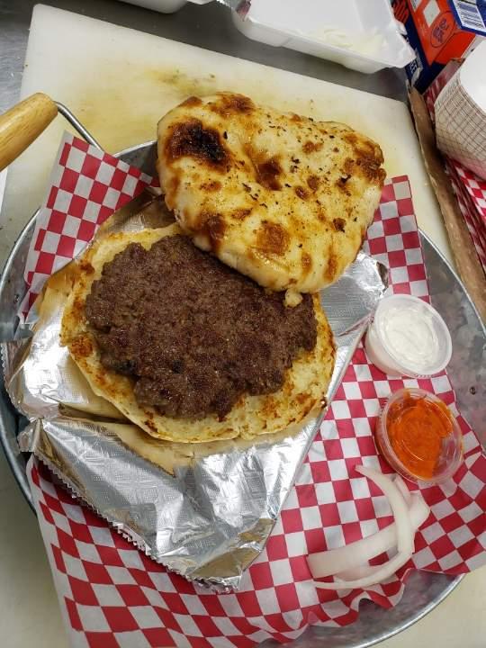Pljeskavica (P-Burger)